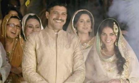 Tere Bin Lyrics - Wazir (2015) | Farhan Akhtar & Aditi Rao Hydari