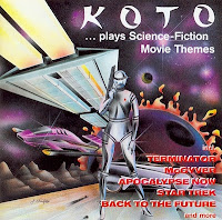 Koto Science-Fiction Movie Themes lemez