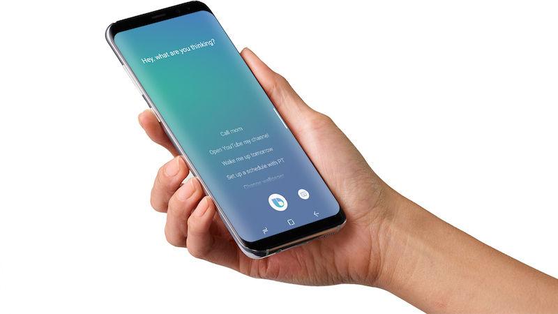 يمكنك تخصيص زر Bixby فى هواتف Galaxy S8 مجدداً بعد تعطيلها فى التحديث الأخير