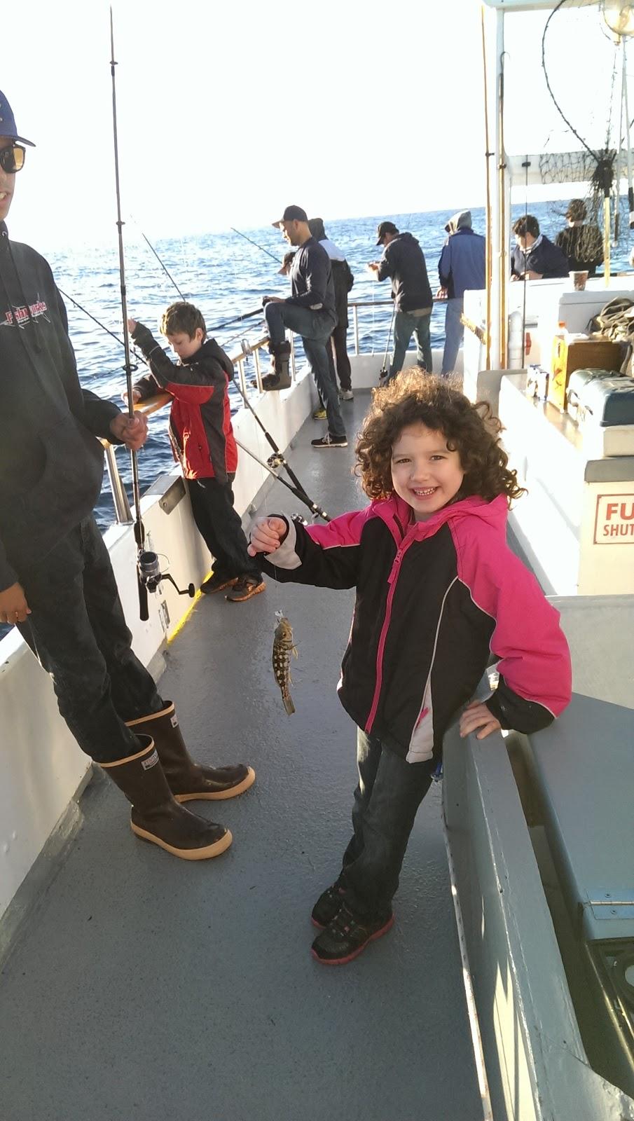 Dana Wharf Fishing