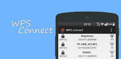 تطبيق Wps Connect لاختراق شبكات الواى فاى و الحصول على نت مجانى