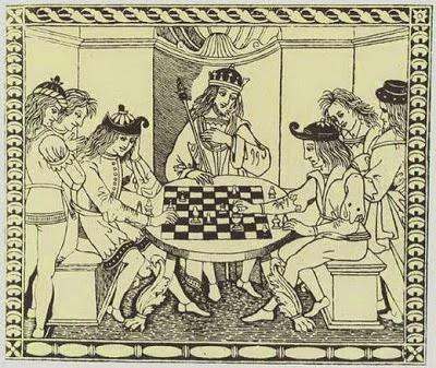 sejarah permainan catur