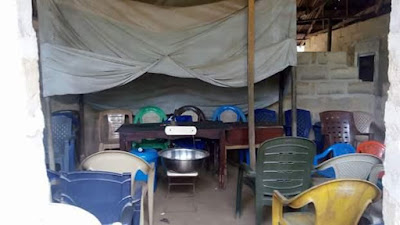 9 - Fake prophetess Bursted, See What Was Found In Her church in Akwa Ibom (See Photos)
