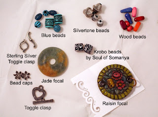 Bead Soup Party - the Ingredients :: All Pretty Things