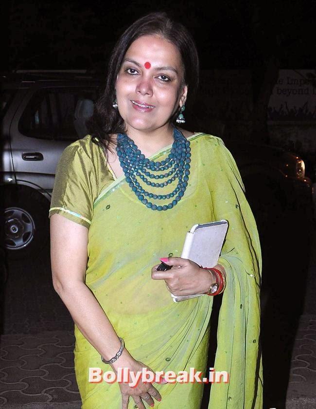 Sushmita Mukherjee, Ankhon Dekhi Movie Premiere Pics