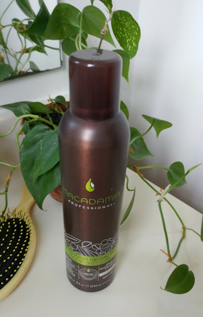 Macadamia Professional Hair Tousled Texture Finishing Spray #ad