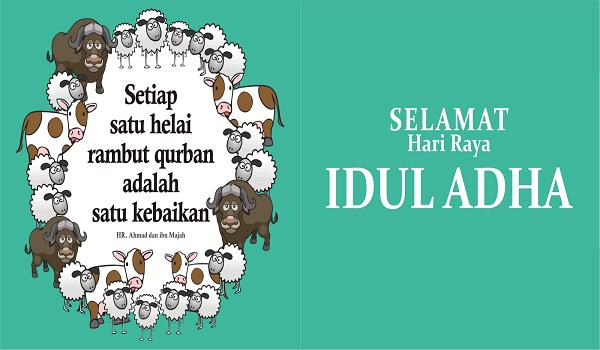DP BBM Selamat Idul Adha
