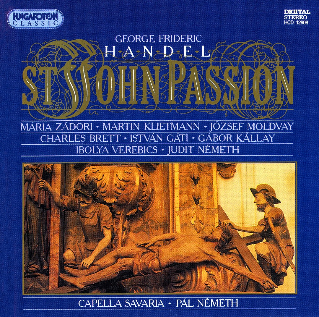 St John Passion [Johannes