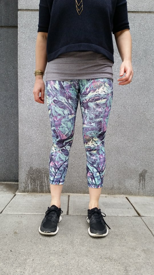 lululemon inspire-crop iridescent multi