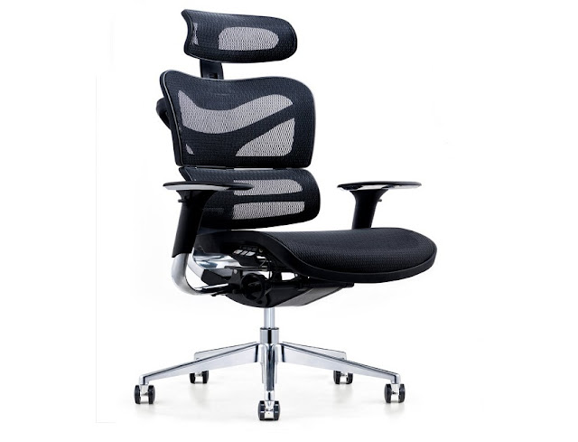 buy best ergonomic office chair for back pain UK sale online