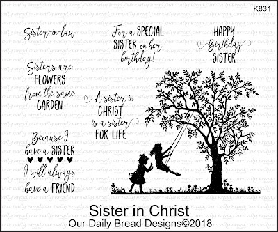 Sister in Christ