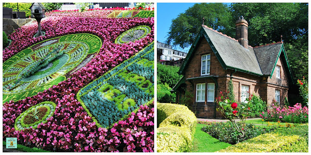 Princess Street Gardens, Edimburgo