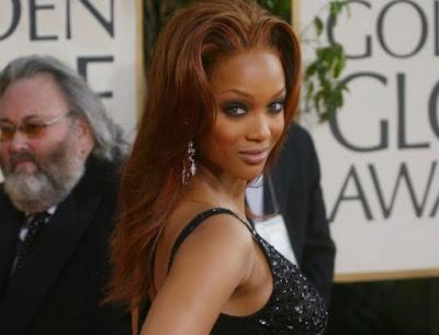 model gaya rambut tyra banks tahun 2004