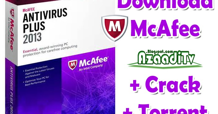 mcafee antivirus free  for windows 8 64 bit full version with crack