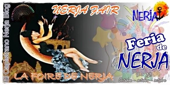 Fiesta Mayor y Feria de Nerja del 7 al 12 de octubre