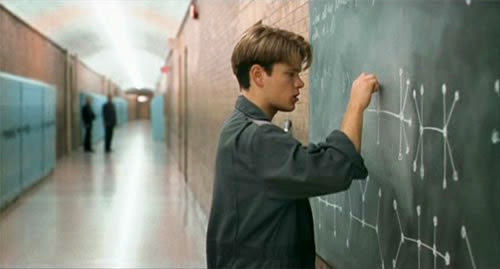 It's Not About You, You Mathematical Dick!: Good Will Hunting (1997)