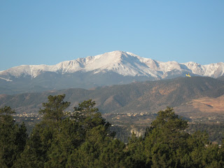 Learn more about homes available in Colorado Springs with great views of Pikes Peak.