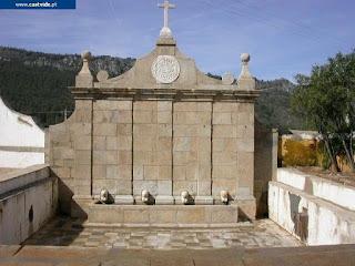 Fonte da Mealhada de Castelo de Vide, Portugal (Fountain)