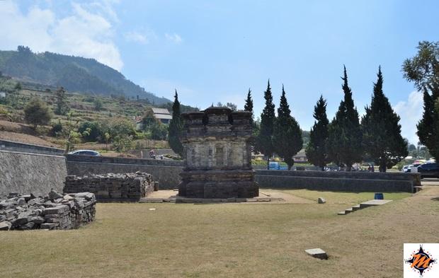 Dieng Plateau, Candi Gatotkaca