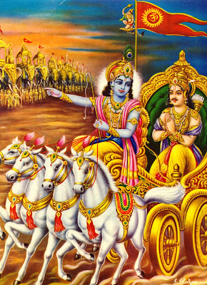 Bhagavad Gita, Song of God, Mantra, Lord Krishna, Arjuna, Hinduism, Sacred knowledge