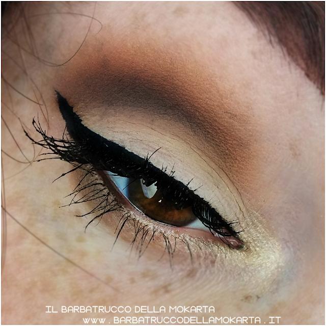 elegant makeup ombretto eyeshadow Purobio Cosmetics