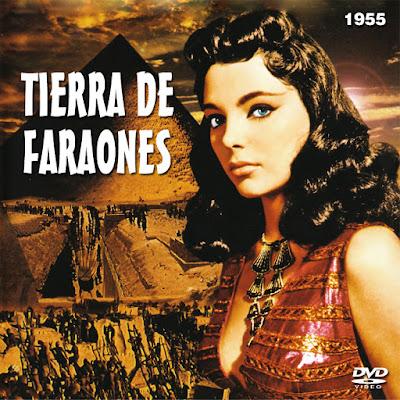 Tierra de Faraones - [1955]