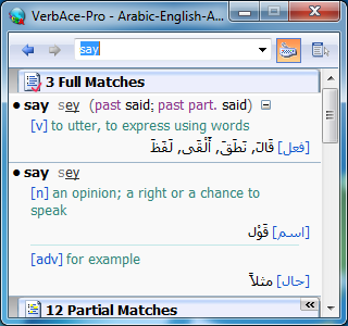 Kamus Arab English Di Windows7 Windows8 Windows10