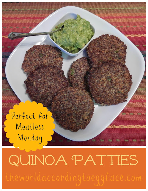 Quinoa%2BPatties%2BPerfect%2Bfor%2BMeatless%2BMonday Weight Loss Recipes Post Weight Loss Surgery Menus: A day in my pouch
