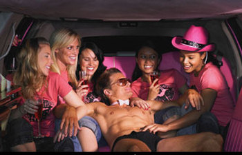 Naughty bachelorette party pics