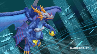 Digimon Story: Cyber Sleuth - Hacker's Memory Gameplay