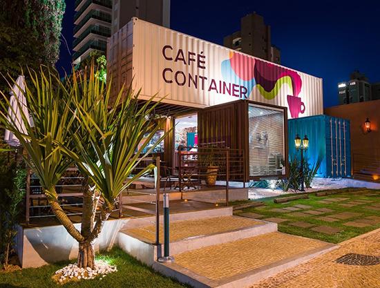 5 ide desain inspiratfi cafe container