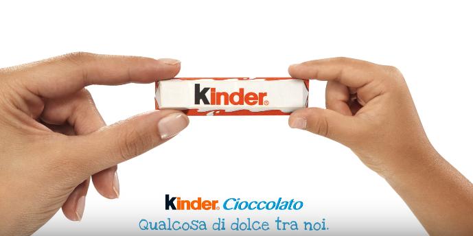 Canzone Pubblicità Kinder spot il cioccolato su misura – Musica/Sigla Febbraio 2017