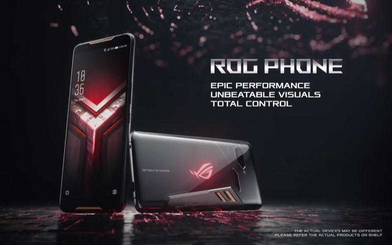 شركة آسوس تطلق هاتف ROG للألعاب: Snapdragon 845 ، سعة تخزين 512 جيجابايت ، والتبريد الخارجي