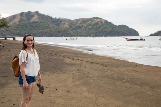 En las playas de Guanacaste, Costa Rica