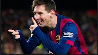 la vida de Lionel Messi