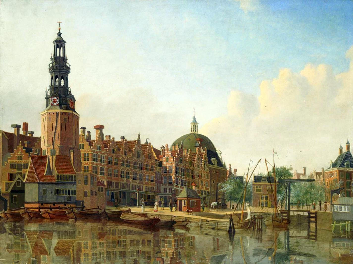 Vi tico de vagamundo amsterdam museum for Amsterdam museum