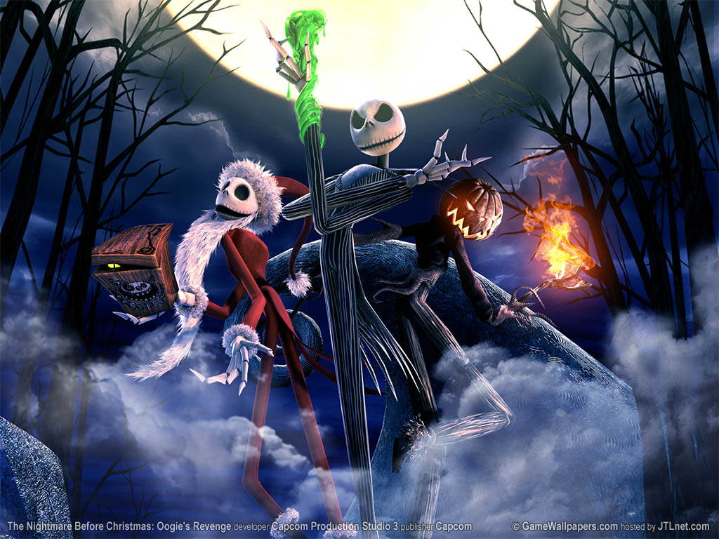 the nightmare before christmas wallpaper 1 753792