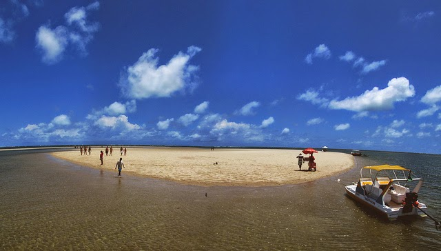 Bancos de Areia - Praia dos Carneiros - Porto de Galinhas