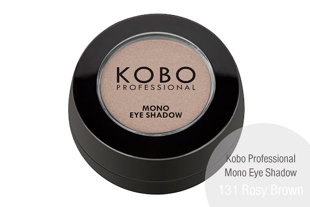 KOBO POFESSIONAL MONO EYE SHADOW 131 Rosy Brown