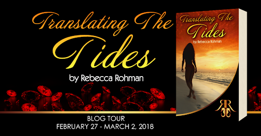 Blog Tour: Translating The Tides by Rebecca Rohman