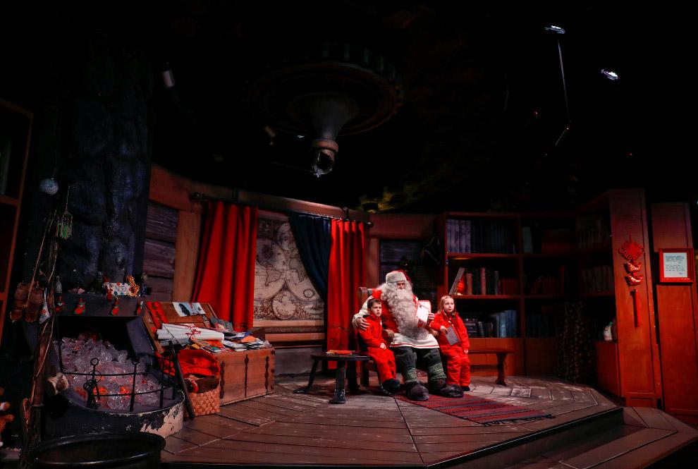 Деревня Санта Клауса (13 фото)
