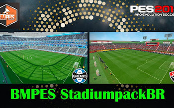 Brazil Stadium Pack   PES2019   PC   By Bmpes