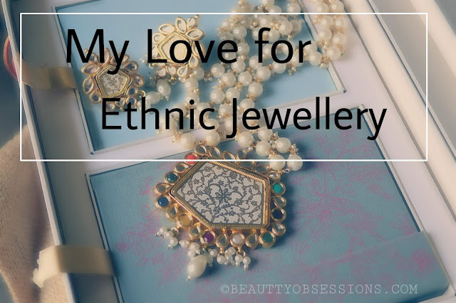 My Love For Ethnic Jewellery... | Ft. Jivaana