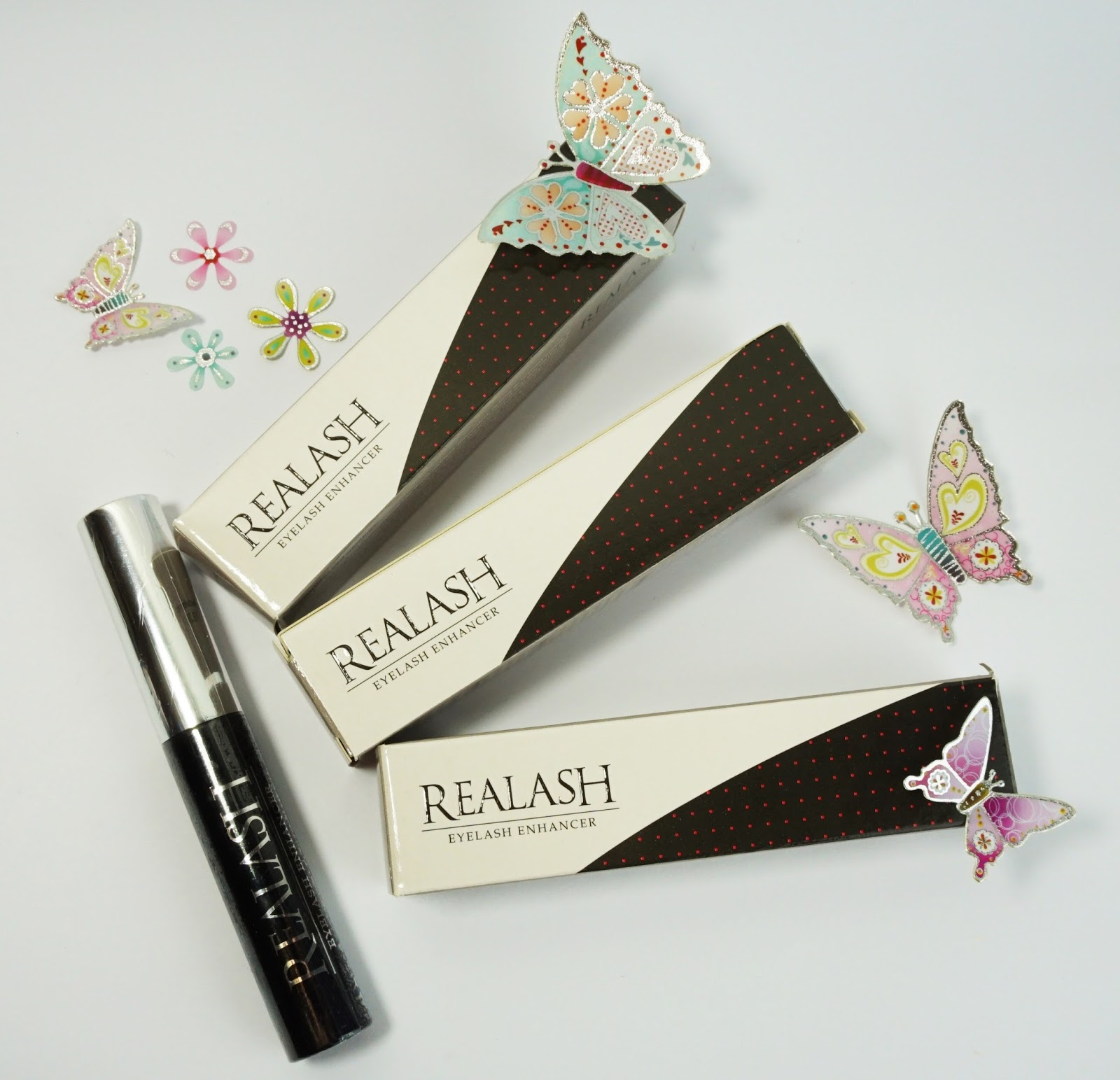 REALASH Wimpernserum - natürlich nachgekauft!