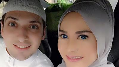Pria Bule Ini Telah Disunat Untuk Nikahi Cynthiara Alona