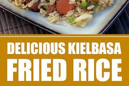 Delicious Kielbasa Fried Rice