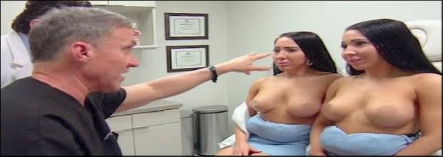 Gemeas gastam 500 mil em cirurgia