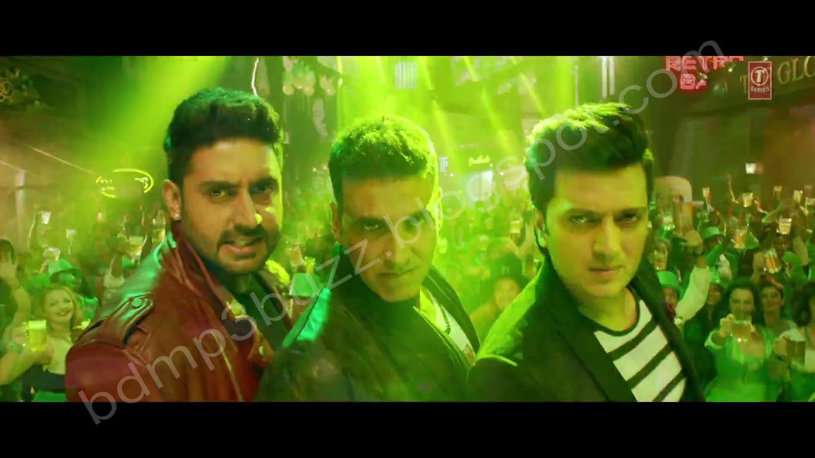 Taang Uthake Housefull 3 New Mp4 Video Song Hindi Movie 2016