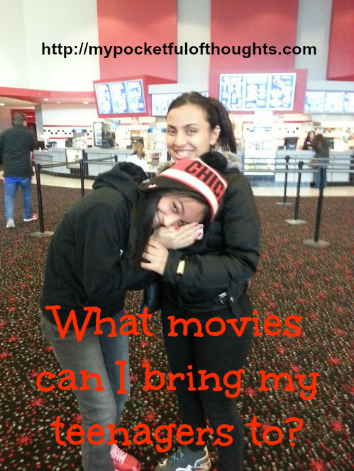 [Movie Review] What #movies can I take my #teenagers to?