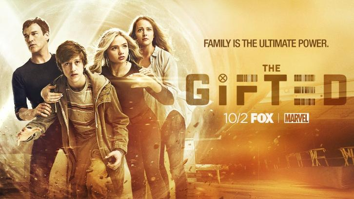 The Gifted Fox Poster